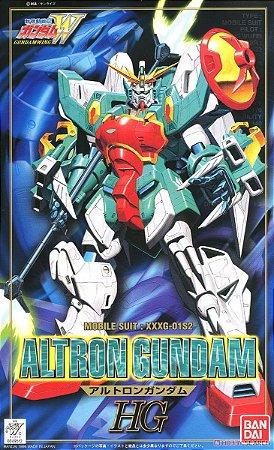 ALTRON GUNDAM - GUNDAM WING HG 1/100
