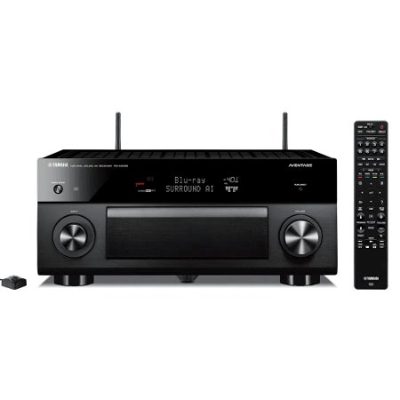 Receiver Yamaha Aventage RX-A2080BL 9.2ch Wi-Fi MusicCast Airplay Bluetooth Dolby Atmos