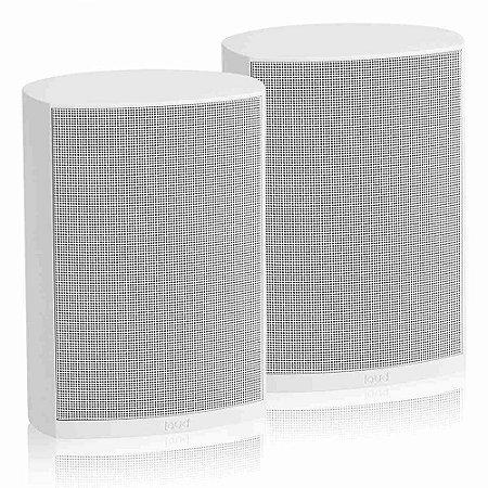 Caixa de Som Acústica Loud Lb5 80 Indoor/Outdoor Branca Par