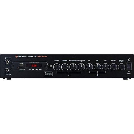 Amplificador Hayonik Versátil PRO-2000 Bluetooth USB FM 200W
