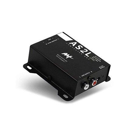 AAT Active Speaker to Line Level Converter Box