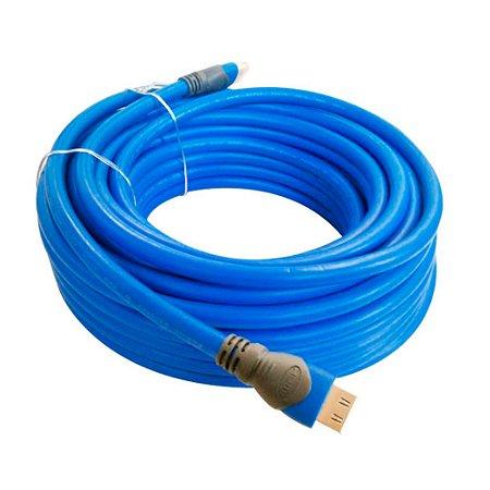 Cabo HDMI 7M Discabos AVIS High Speed com Ethernet