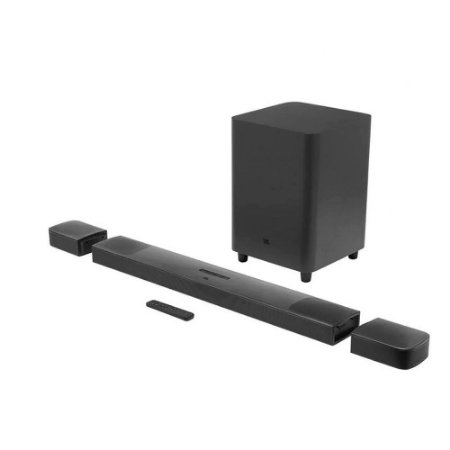 Soundbar JBL Bar 9.1 True Wireless Surround 410W Rms 4K Dolby Atmos Bluetooth - Bivolt