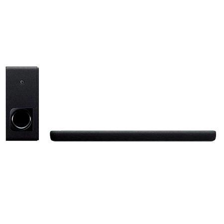Soundbar Yamaha YAS-209 com Subwoofer Sem Fio 3D Surround Bluetooth Alexa Built-in