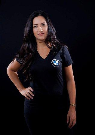 Camiseta Feminina BMW