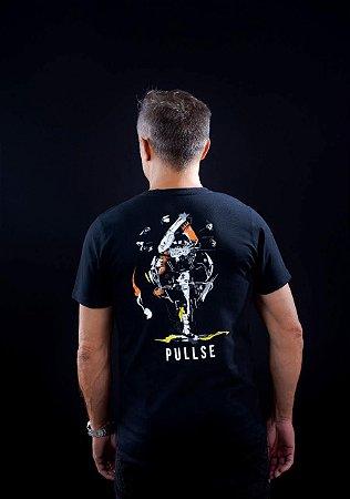 Camiseta Masculina Moto OST
