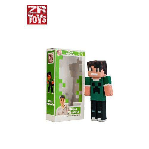 Boneco Baixa Memória - Youtubers - ZR Toys
