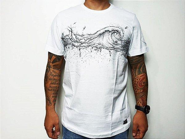 Camiseta Okdok Onda Peito Clássica