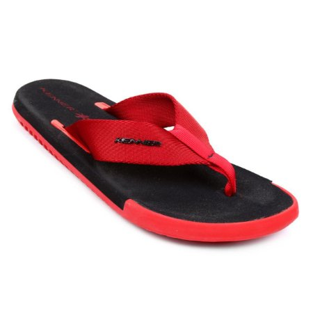 Chinelo Kenner Kicks Highlight Masculino - Vermelho E Preto