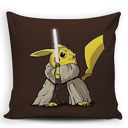 Almofada Pikachu Jedi