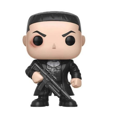 Funko Pop! - Punisher (justiceiro) - Daredevil
