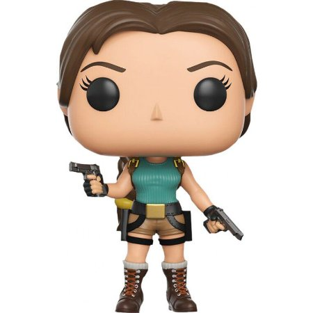 Funko Pop! - Lara Croft - Tomb Raider