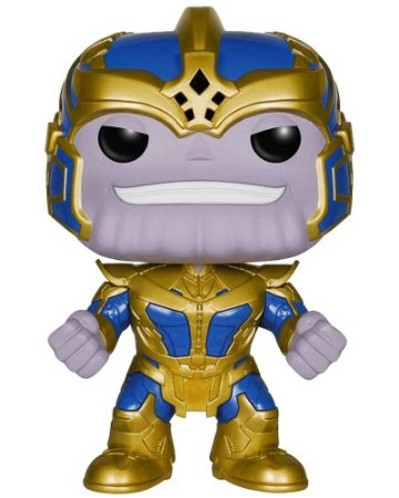 Funko Pop! - Thanos - Guardiões Da Galáxia #78