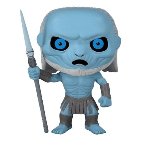 Funko Pop! - Vagante Branco - Game Of Thrones