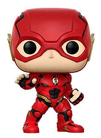 Funko Pop! - Flash - Liga da Justiça