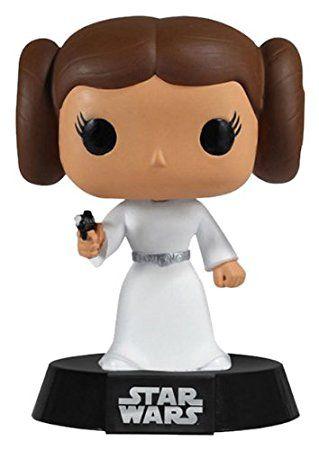 Funko Pop! - Princesa Leia - Star Wars