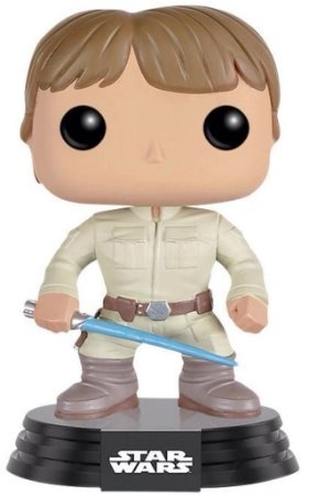 Funko Pop! - Luke Skywalker - Star Wars