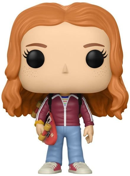 Funko Pop - Max - Stranger Things #551
