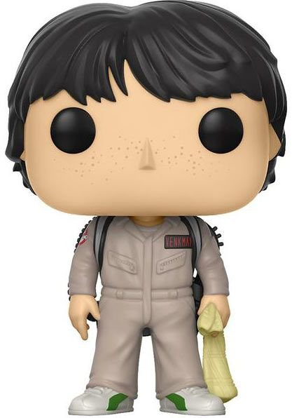 Funko Pop - Mike Ghostbuster - Stranger Things #546