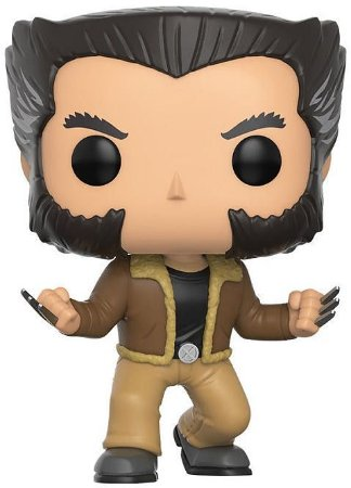 Funko Pop! - Logan - X-Men #185