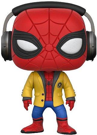 Funko Pop! - Homem-Aranha (Spider-Man) - Homem-Aranha De Volta ao Lar #265