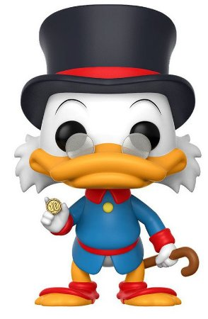 Funko Pop! - Tio Patinhas  - Ducktales #306