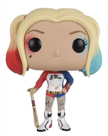 Funko Pop! - Harley Quinn - Suicide Squad #97