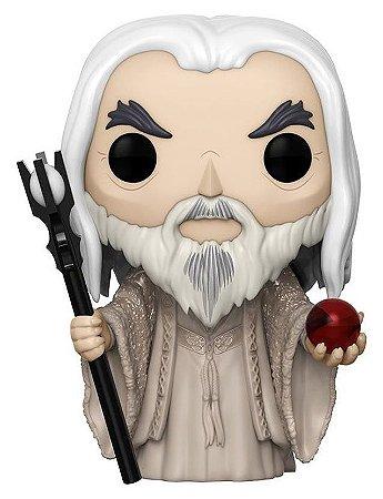 Funko Pop - Saruman - O Senhor Dos Anéis #447