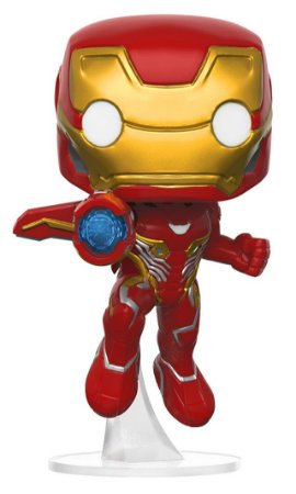 Funko Pop! - Iron Man - Vingadores Guerra Infinita (Avengers Infinity War) #285
