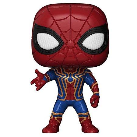 Funko Pop! - Iron Spider - Vingadores Guerra Infinita (Avengers Infinity War) #287