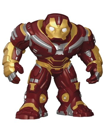 Funko Pop! - Hulkbuster - Vingadores Guerra Infinita (Avengers Infinity War) #294