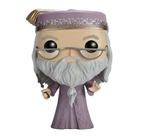 Funko Pop - Dumbledore (Wand) - Harry Potter #15