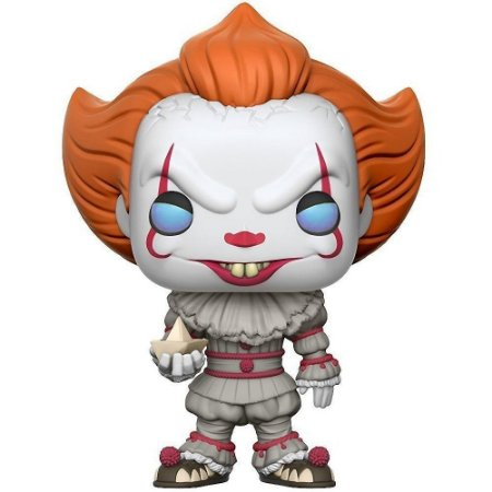 Funko Pop! - Pennywise With Boat - IT #472