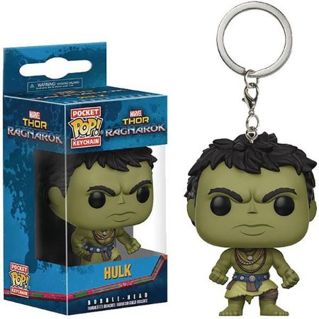 Pocket POP! Chaveiro - Hulk Gladiator - Thor Ragnarok