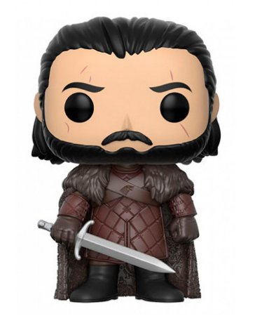 Funko Pop! - Jon Snow  - Game Of Thrones #49