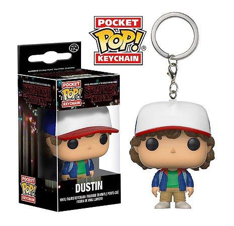 Pocket POP! Chaveiro - Dustin - Stranger Things