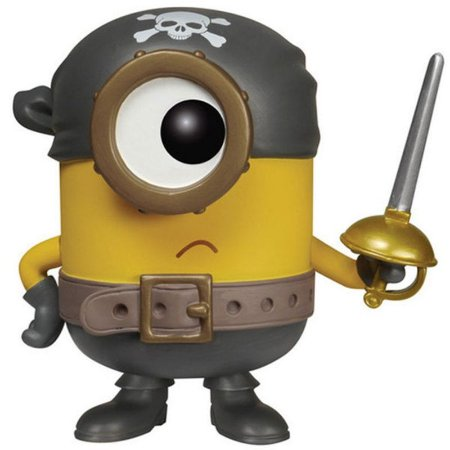 Funko Pop! - Eye Matie - Minions #170