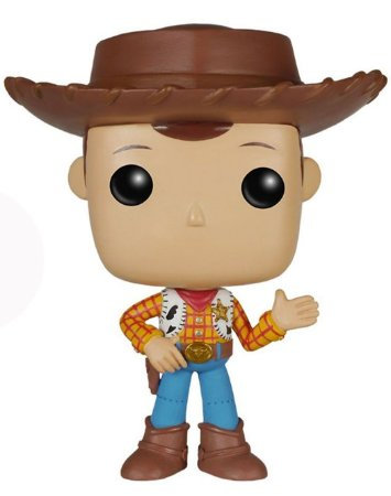 Funko Pop! - Woody - Toy Story #168