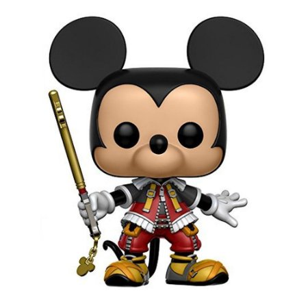 Funko Pop! - Mickey - Kingdom Hearts -Disney #261
