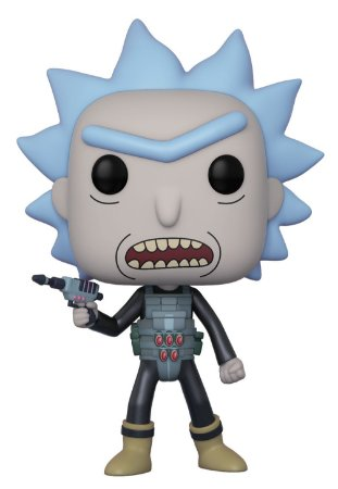 Funko Pop! - Prison Break Rick - Rick and Morty #339