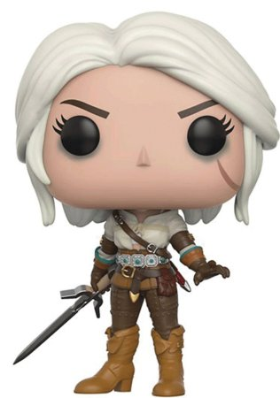 Funko Pop! - Ciri - The Witcher 3 #150