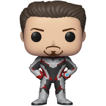 Funko Pop! - Tony Stark - Vingadores Ultimato #449