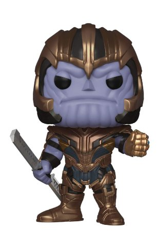 Funko Pop! - Thanos - Vingadores Ultimato #453