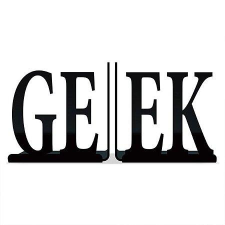 Aparador de Livros Geek