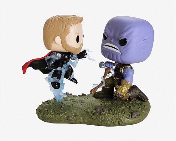 Funko Pop! - Thor Vs Thanos
