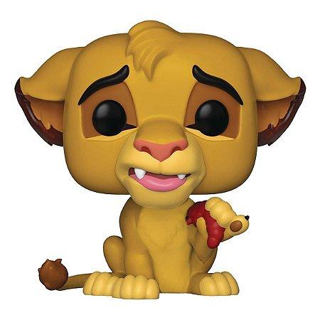 Funko Pop! - Simba - O Rei Leão #496