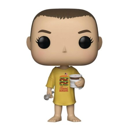 Funko Pop! - Eleven Burger T-Shirt - Stranger Things #718