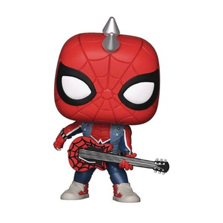 Funko Pop! - Spider Punk - Spider Man #503 Special Edition