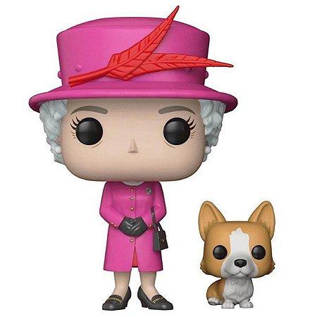 Funko Pop! -Rainha Elizabeth II #01