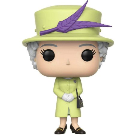 Funko Pop! -Rainha Elizabeth II - Royal Family #01